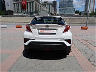 Toyota C-HR 1.2 Turbo 4x2 Advance + Safety Sense Multidrive S